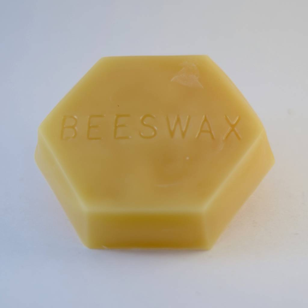South Face Honey Hexagon Beeswax Blocks