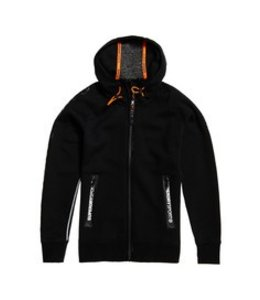 SUPERDRY Superdry - Gym tech ziphood -  sweat à capuche