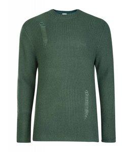BELLFIELD Bellfield - Distressed Sweater