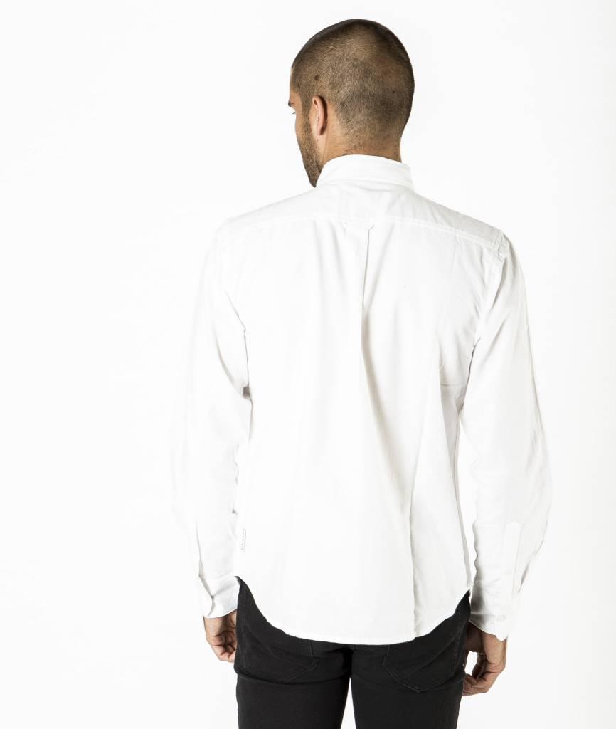 BELLFIELD Bellfeild - La chemise tricot oxford