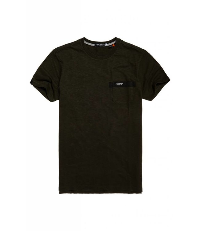 SUPERDRY Superdry - Surplus longline - Pocket tee
