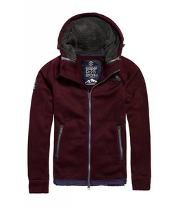 SUPERDRY Superdry - Storm double ziphood - Sweater