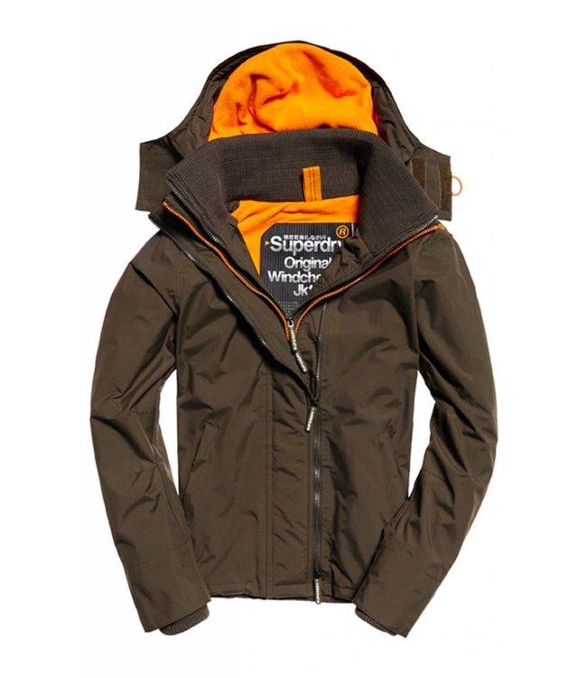 SUPERDRY Superdry - Veste zippée à capuche Arctic SD-Windcheater