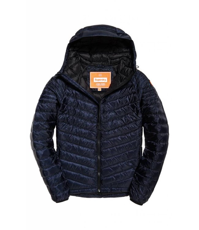 SUPERDRY Superdry - Micro quilt down hood - Jacket