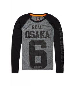 SUPERDRY Superdry - Real Osaka Raglan - Long sleeve tee