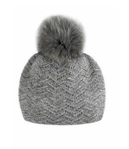 Mitchie's Matchings - La tuque laine et pompon renard