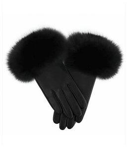 Mitchie's Matchings - La mitaine cuir et fourrure