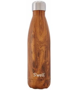 SWELL S'well - Teakwood - bouteille d'eau