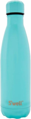SWELL S'well -  Turquoise Blue Matte - Water Bottle