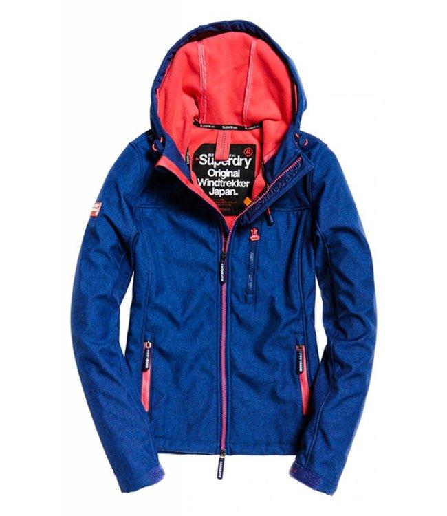 SUPERDRY Superdry - Hooded embossed windtreckker - Jacket