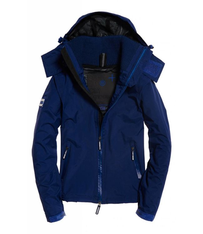 SUPERDRY Superdry - Hooded cliff hiker - Jacket