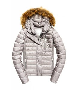 SUPERDRY Superdry - Luxe fuji double zip hood - Jacket