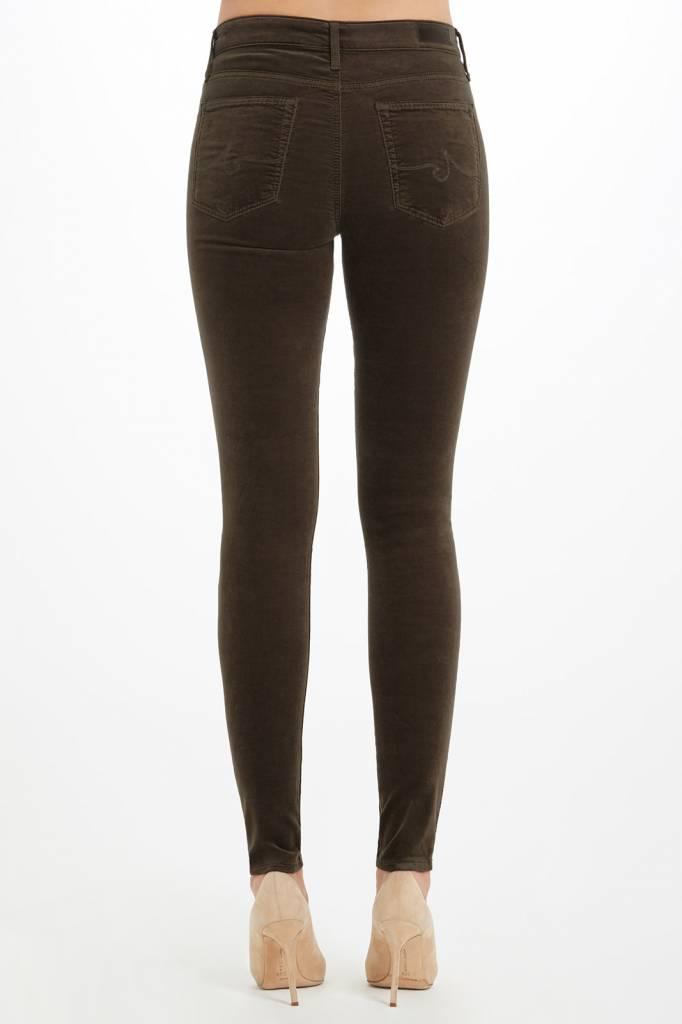AG ADRIANO GOLDSCHMIED AG - Farrah velvet - Pantalon