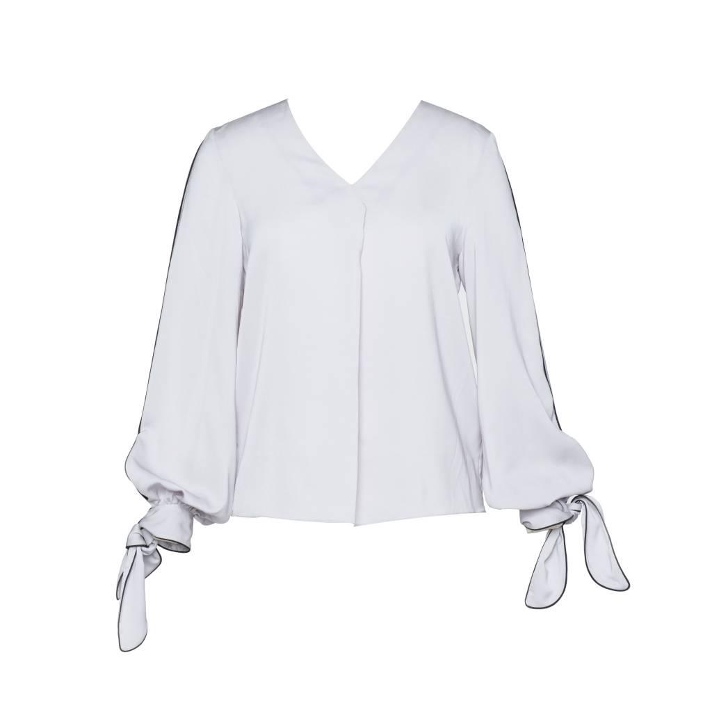 DS LAB DS Lab - La blouse col V unie