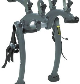 Saris Saris Bones 2 Trunk Rack 2-Bike Gray