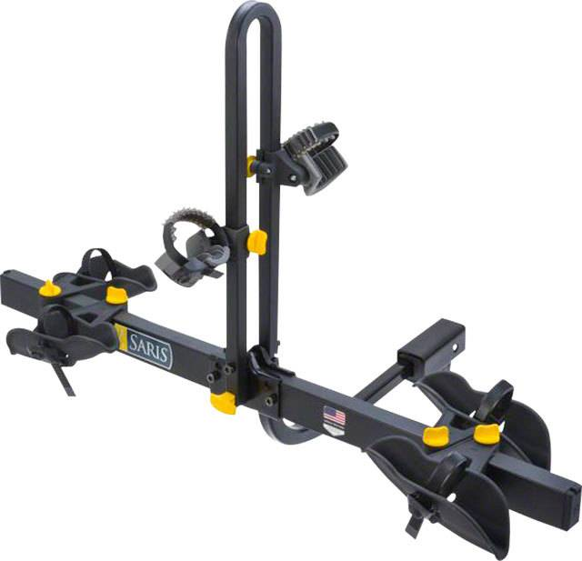 Saris Saris Freedom 2 Bike Tray Universal Hitch Rack: 2-Bike