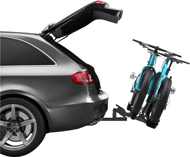 "Thule T2 Classic 2"" 9044 Receiver Hitch Rack 2 Bike"