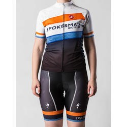 Spokesman Bicycles Spokesman Team Bibshorts X2 2017