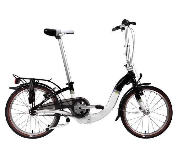 """Dahon Dahon Ciao i7 20"""" Folding Bike Moon"""