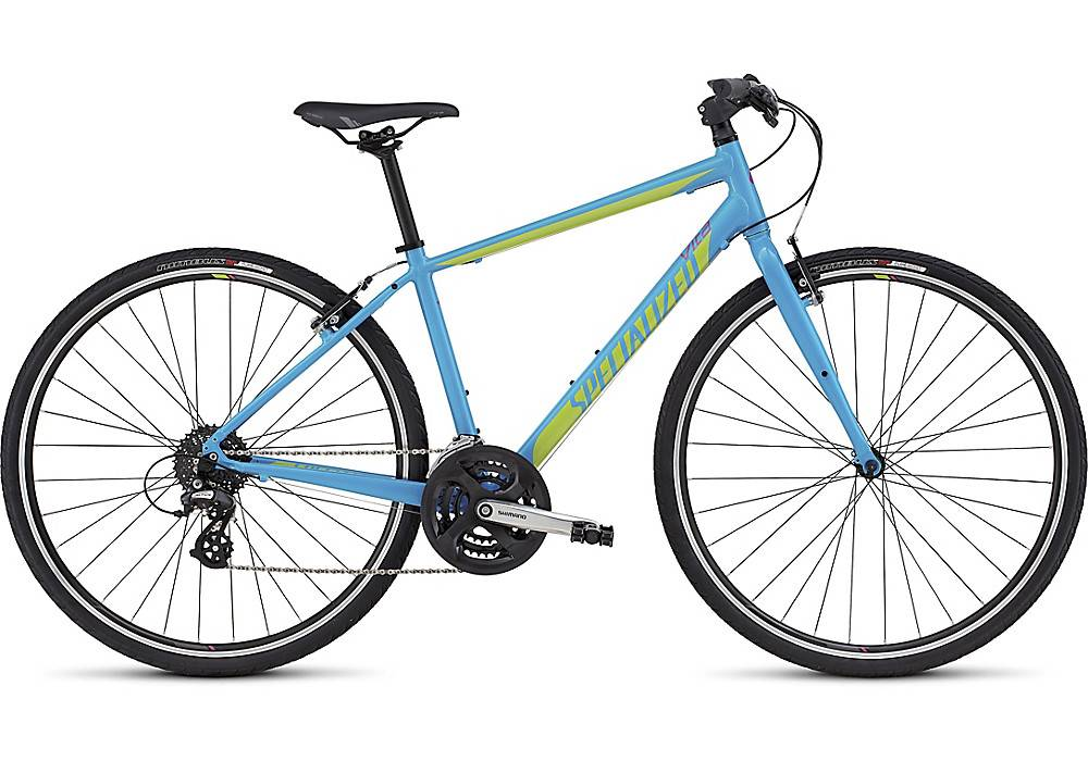 Specialized Vita Pearl Cyan/Green/Pink Med 2016