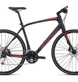 Specialized Sirrus Sport Carbon Carb/Red Med 2017