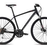 Specialized Spec Crosstrail Sport Disc Blk/Red Sm