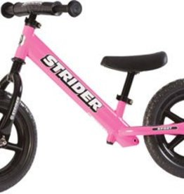Strider Sports Strider 12 Sport Kids Balance Bike Pink