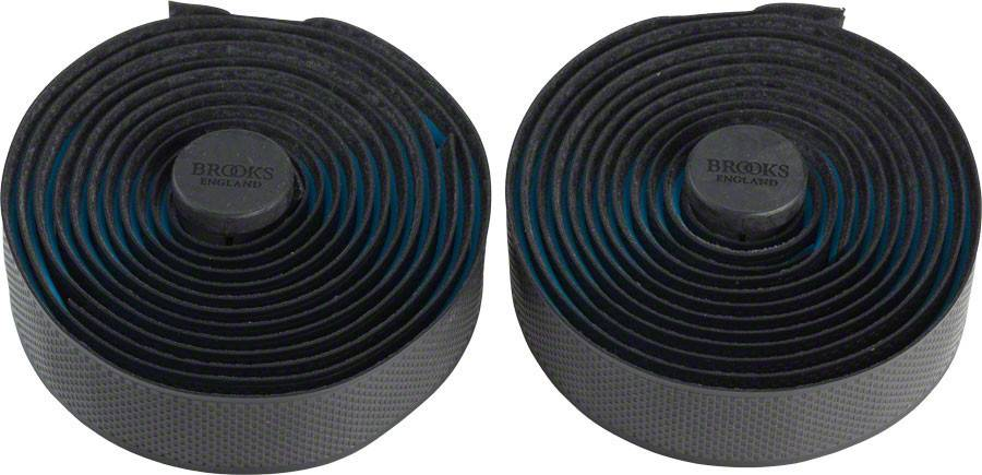 Brooks Brooks Cambium Rubber Bar Tape Black