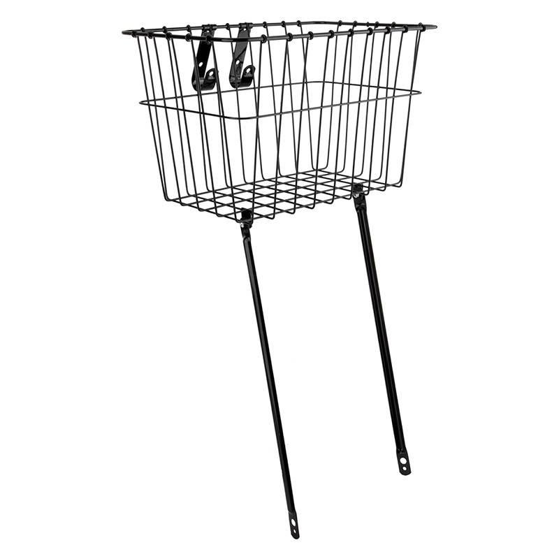 WALD Wald 135 Deep Basket w/ Struts Black