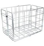 WALD Wald 582 Folding Basket: Silver
