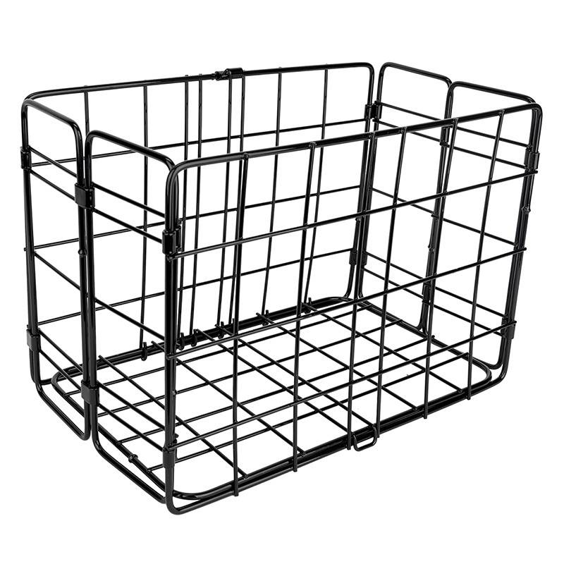 WALD Wald 582 Folding Basket Black