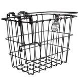 WALD Wald Basket 3114 Lift Off 11 x 8 x 9 Black