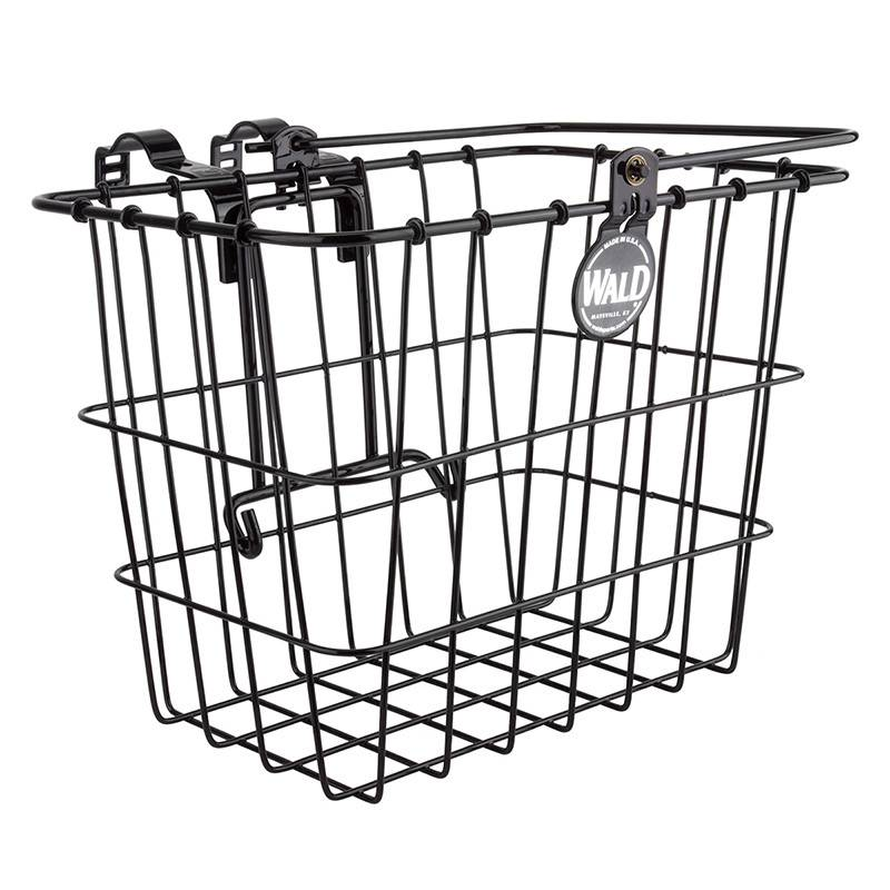 WALD Wald Basket 3114 Lift Off 11 x 8 x 9 Black