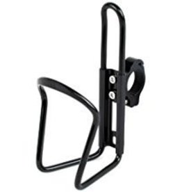 Evo Handlebar Mount Bottle Cage Black
