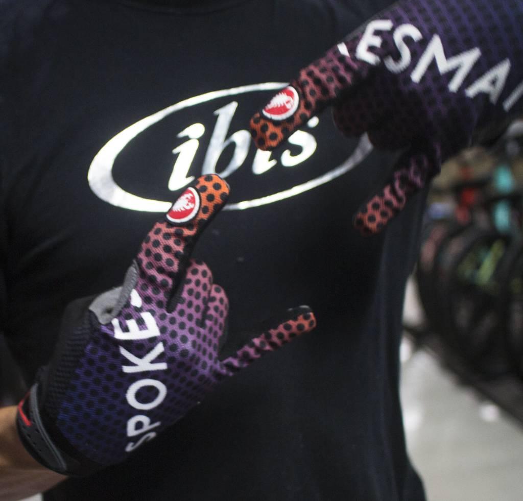 Spokesman Bicycles Spokesman CX Gloves 2017