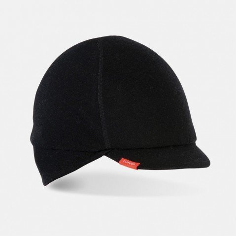 GIRO Giro Seasonal Merino Wool Cap Black L/XL