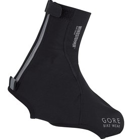 GORE BIKE WEAR Gore Road Light Overshoes Black Large