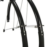 Planet Bike Planet Bike Cascadia 700c Road Fenders 35mm Black