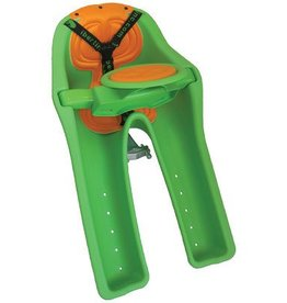 iBert Safe-T Seat w/Headrest Green 38lb