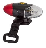 Topeak Topeak Headlux Helmet Mount Safety Light