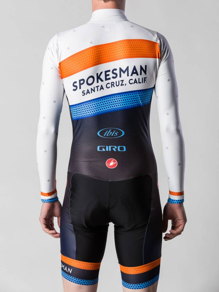 Spokesman Bicycles Spokesman Team CX Suit Long Sleeve 2017