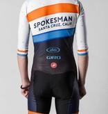 Spokesman Bicycles Team CX Suit 3/4 Sleeve 2017
