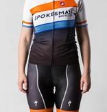 Spokesman Bicycles Spokesman Women's Bibshort X2 Pad 2016