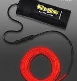 BIKEGLOW BikeGlow Safety Light Red