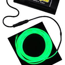 BIKEGLOW BikeGlow Safety Light Green