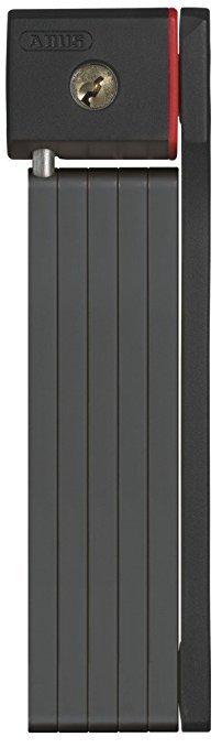 Abus ABUS Bordo 5700 Keyed Folding Lock Black