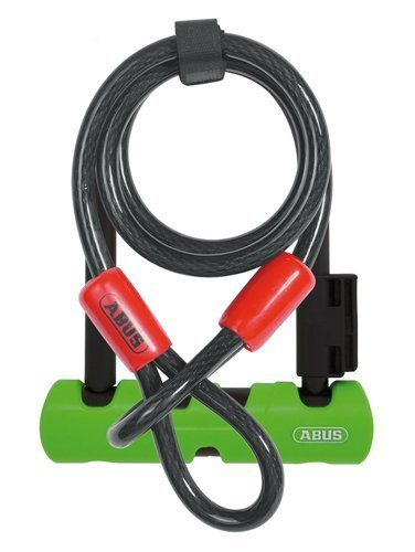 Abus Abus Ultra Mini 410 U-Lock Plus Cobra Cable 7'