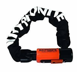 "Kryptonite Kryptonite 1055 Evolution Series 4 Chain Lock 21.5"" x 55cm"