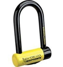 Kryptonite Krypto New York STD U-Lock with Bracket 4 x 8