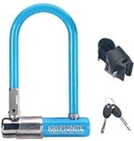 Kryptonite Krypto series 2 Mini-7 U-Lock Blue*